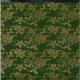 Textile Collection - Christmas Holly - Green
