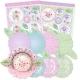 Springtime Diarama - Circle - Blossoming Bouquet
