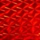 Self Adhesive - Mosaic - Red