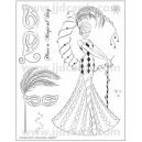 Acrylic Stamps - Yvette Jordan - Magical