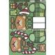 Kanban Christmas Wobbler - Candy the Bear