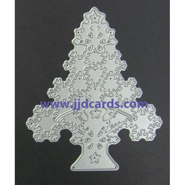 Jd Christmas Tree: Snowflake Christmas Tree Small