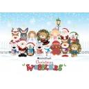 Kanban 2017 Christmas Wobbler Collection
